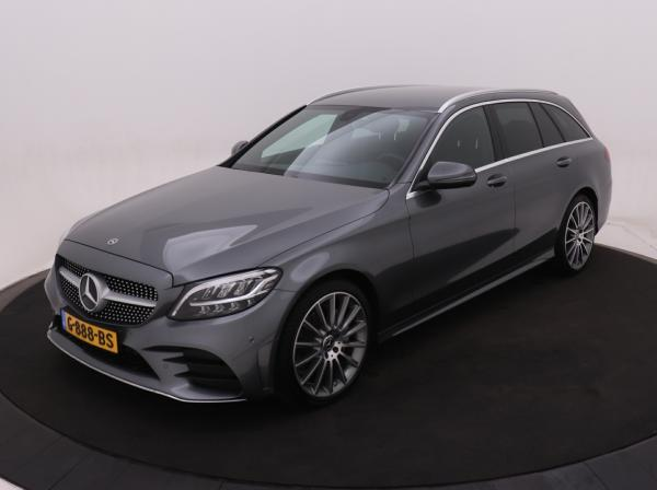 Mercedes-Benz C-Klasse 160 Buss. Solution AMG