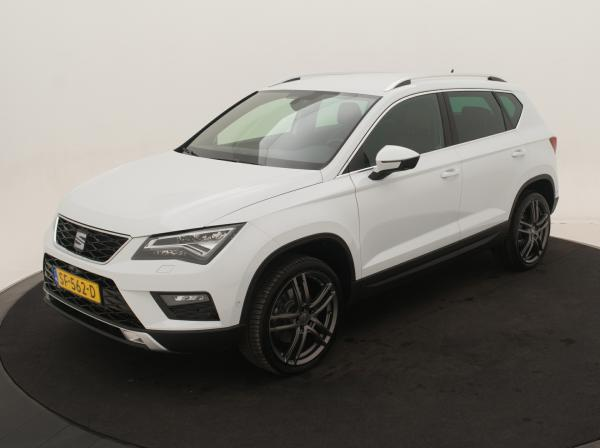 Seat Ateca 1.4tsi Eco Xcellence DSG Automaat