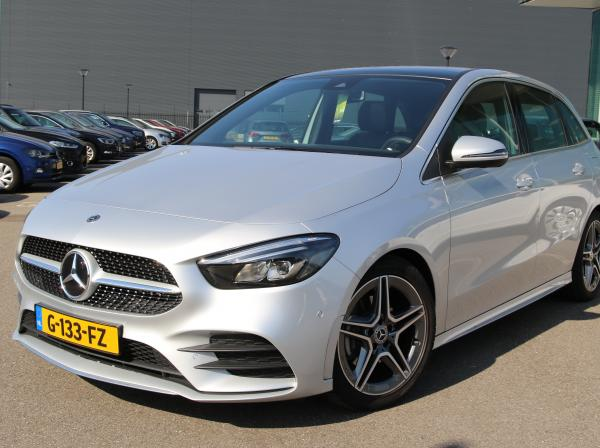 Mercedes B-Klasse 180 Business sol AMG