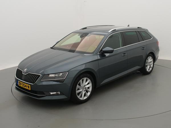 Skoda Superb Combi 1.5 Tsi greentech