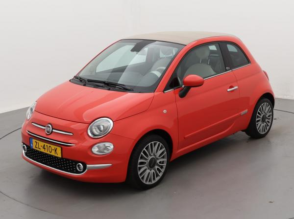 Fiat 500C 0.9 Twin Air eco 85