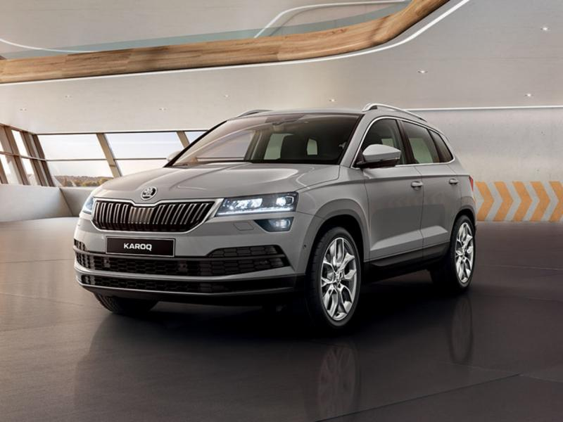 Skoda Karoq Price in Nepal Images Review Specs